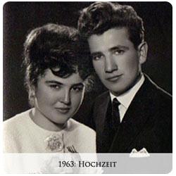 Valentin Zupan - 1963 Hochzeit