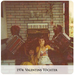 Valentin Zupan - 1974 Valentins Tochter